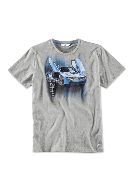 Мъжка тениска BMW i8